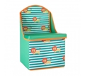 Picture of Children's Lion Storage Box & Seat