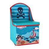 Picture of Kids Pirate Storage Box & Seat
