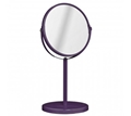 Picture of Tall Purple 2 sided Swivel Mirror