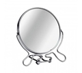 Picture of Chrome Wire Frame Shaving Mirror