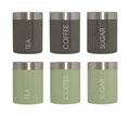 Picture of Set Of 3 Liberty Canisters