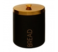 Picture of Liberty Black Enamel Finish Bread Bin