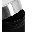 Picture of Black Enamel Pasta Canister