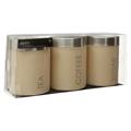 Picture of Cream Enamel Tea Tea Coffee and Sugar Set