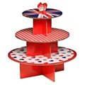 Picture of I Love Uk Cake Stand