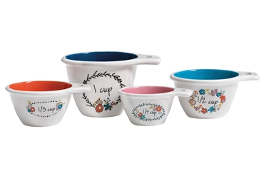 Picture of Pretty Things Measuring Cups