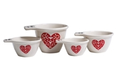 Picture of Heart Measuring Cups