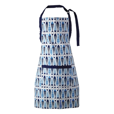 Picture of Pisces Kitchen Apron