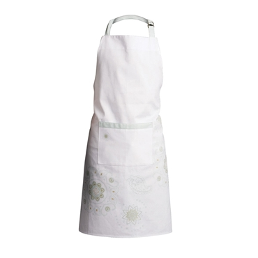 Picture of Paisley Spiral Apron
