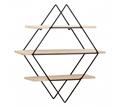 Picture of Brixton 3 Tier Rhombus Shelves