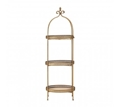 Picture of Reza Ornate 3 Tiers Tray Shelves