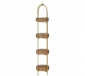 Picture of Reza Ornate 4 Tiers Tray Shelves