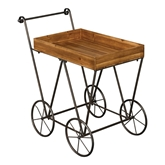 Picture of Foundry Serving Trolley