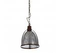 Picture of Terina iron / glass pendant light
