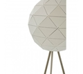 Picture of Mateo White Finish Floor Lamp