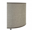 Picture of Forma Grey Shade Floor Lamp with EU Plug