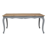 Picture of Henley Antique Grey Dining Table